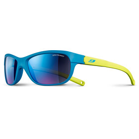 Julbo Player L Spectron 3CF Sunglasses 6-10Y Kinder matt blue/yellow-multilayer blue